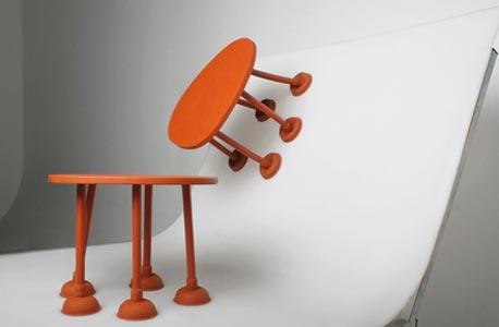שולחן בעיצוב תומס שנור