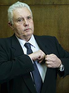 ישראל פרי. ריבלין היה השופט היחיד שחשב שקיים ספק בהרשעתו, צילום: תומריקו