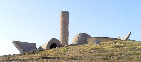 אנדרטת חטיבת הנגב, צילום: Negev Brigade Memorial