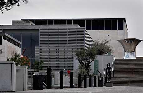 מוזיאון ישראל, צילום: עמית שעל