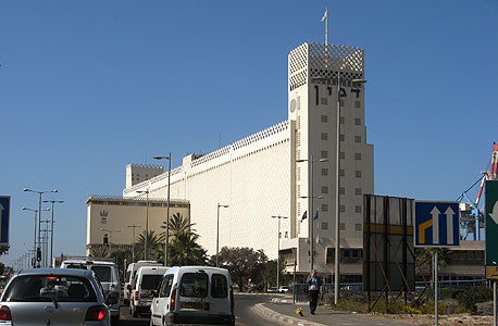 בית ממגורות דגון, חיפה, צילום: Weizmann accelerator