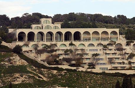 קמפוס בריגהם יאנג (האונ' המורמונית), ירושלים  , צילום: שלומי כהן