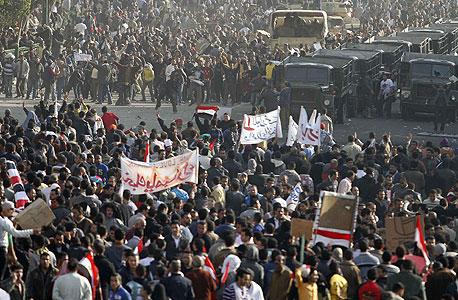 הבנקים במצרים נפתחו; הנגיד: הזרמנו למערכת הפיננסית 850 מיליון דולר במזומן
