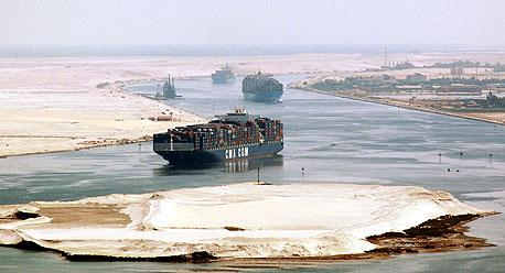 תעלת סואץ הוותיקה, צילום:  אי פי אי