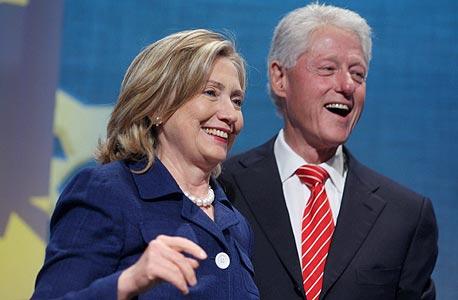 """""""ביל הוא טיפוס מושחת ומתועב והילארי היא אשה בלי עקרונות. היא לא מאמינה בכלום"""""""