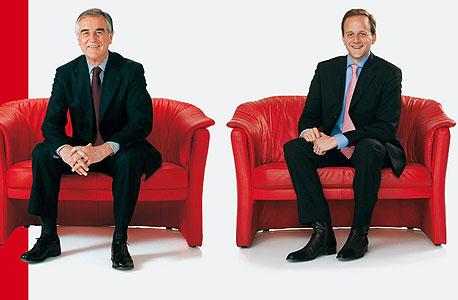 """המנכ""""לים המשותפים של קיקה, פול והרברט קוך"""