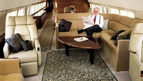 הממשלה אישרה רכישת מטוס לשימוש הנשיא וראש הממשלה