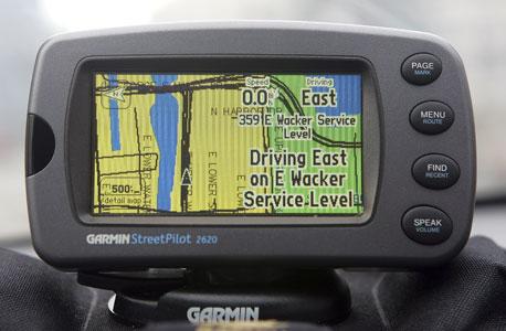 מכשיר GPS. משמש למעקב אחר חשודים ללא צו משפטי