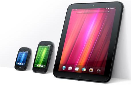המכשירים החדשים של HP