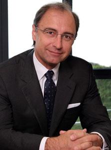 """חוויאר רולט, מנכ""""ל LSE, צילום: אי פי אי"""