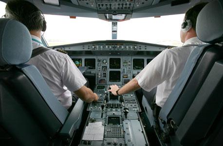 טייסים. אילוסטרציה