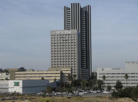 מגדל עתידים ברמת החיל, צילום: זוהר שטרית