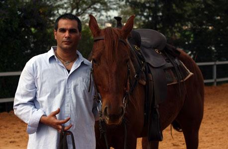 גילי סהר והסוס