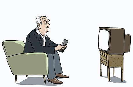 צופי הטלוויזיה לא אטרקטיבים למפרסמים