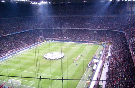 אצטדיון San Siro, מילאנו. מה לראות: סיור מודרך לכל המשפחה, צילום: CC by angrydicemoose