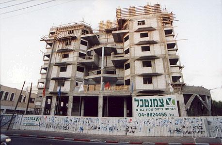 """פרוייקט נדל""""ן בבנייה"""