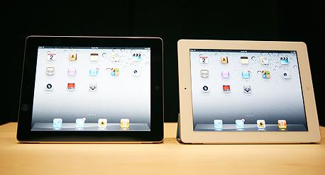 אייפד 2. המשמעות של תנאים סבירים לעובדים היא מכשיר יקר יותר, צילום: בלומברג