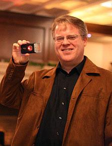 הבלוגר רוברט סקובל. משתפך על Quora