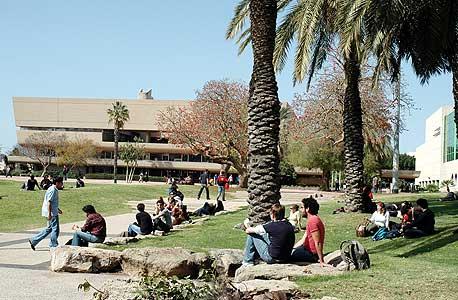 אוניברסיטת תל אביב, צילום: מיכל ראש- בן עמי