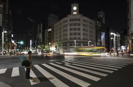 טוקיו. הפרטים המלאים של התכנית צפויים להיחשף במסיבת עיתונאים שתתקיים מחר בטוקיו, ופעם נוספת באירוע בינלאומי שייערך ביום חמישי בלונדון, צילום: בלומברג