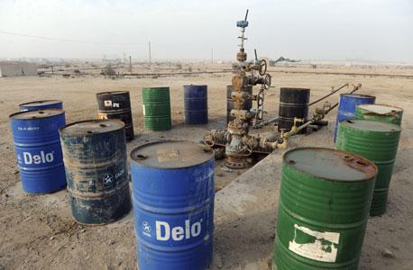חביות נפט , צילום: בלומברג