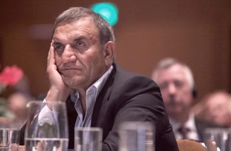 צדיק בינו, בעל השליטה בבנק הבינלאומי. , צילום: עמית שעל