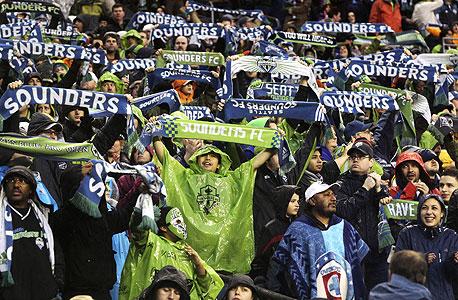 עונה שנייה ברציפות שה-MLS מביאה יותר מ-6 מיליון צופים למשחקים