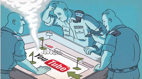 מהלך אסטרטגי ביוטיוב. הייתם משלמים עבור קליפים?, איור: ליאב צברי