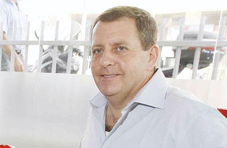 """יוסי זינגר, מנכ""""ל גרנית הכרמל. עלות שכר חודשית ב-2010 - 642 אלף שקל, צילום: גלעד קוולרצ"""