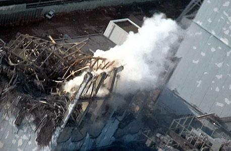 כור גרעיני שנפגע ברעידת האדמה ביפן