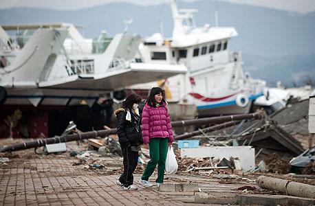 רעידת האדמה ביפן. חוזרים אחורה