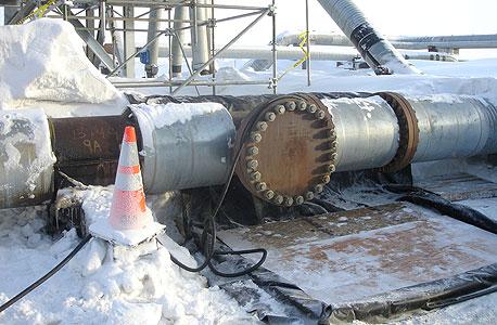 צינור נפט באלסקה
