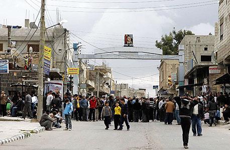 הפגנות בסוריה נגד המשטר