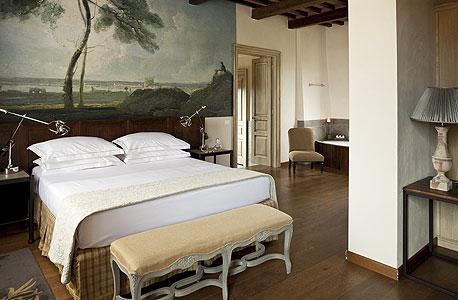 חדר בבית מלון. השיווק יכול להטעות