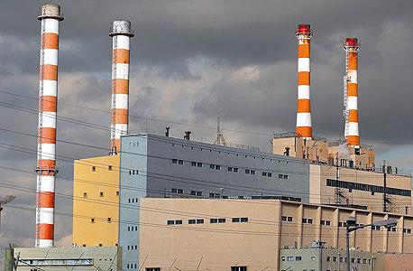 תחנת כוח בחיפה