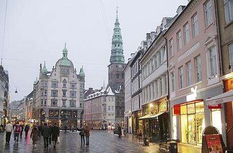 קופנהגן, דנמרק, צילום: cc by rutlo