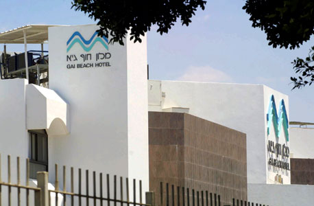 מלון חוף גיא בטבריה, צילום: עמית מגל