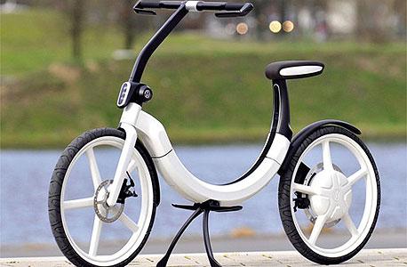 Bike.e. האופניים החשמליים של פולקסווגן