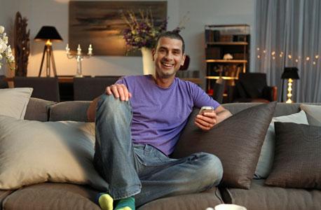 אייל קיציס בקמפיין של שטרית מדיה גרופ לעמותת מאיר פנים