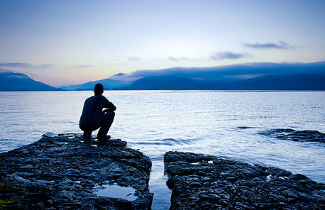 בדידותו של בעל העסק