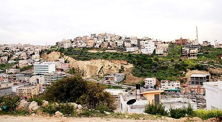 עיר ערבית. אום אל פאחם