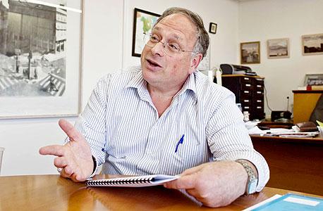 בארי טאף, מנהל חטיבת השווקים בבנק ישראל, צילום: נועם מוסקוביץ