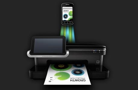מדפסת של HP