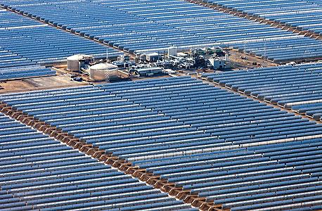 תחנת כוח תרמו-סולארית, צילום: סולאר מילניום
