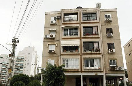 בניין ביפו ג'. זכויות בנייה מוגדלות לשכונות חלשות