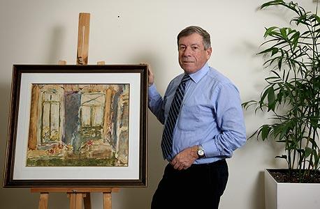 """פרופ'' דן גלאי.  """"שוק האמנות פרוץ למניפולציות"""""""