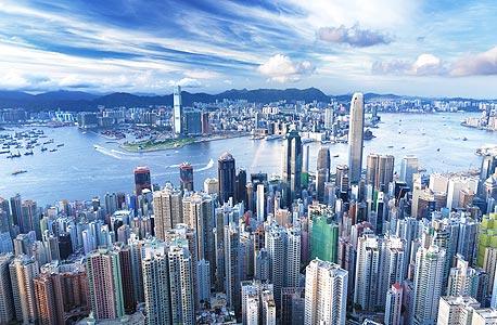 Hong Kong. Photo: Shutterstock