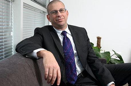 """אלדד תמיר, מייסד ומנכ""""ל קבוצת תמיר פישמן"""