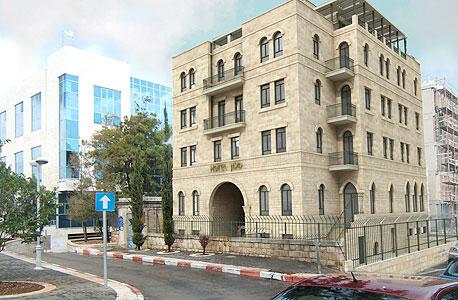 מלון ישראל לוי