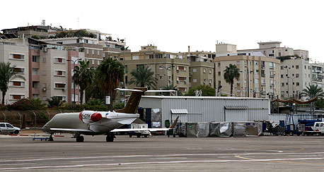 שדה דב בתל אביב. התכנית תוסיף בין 12 ל-16 אלף יחידות דיור